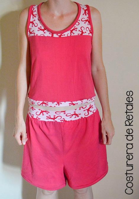 pijama verano con amaikadas 01