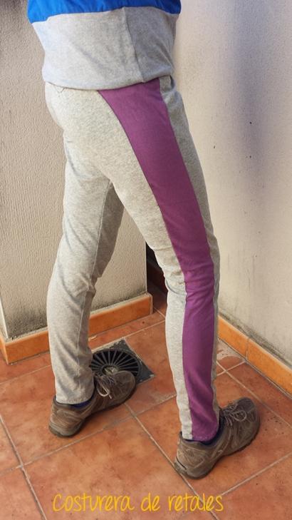 pantalón Daily routine 01